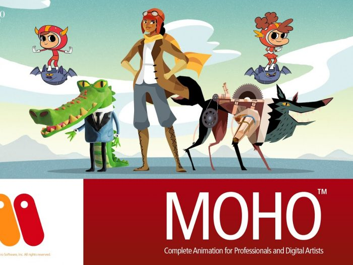 Moho Pro Crack 13.5.1 Build 2021 With Serial Key Download [Latest]