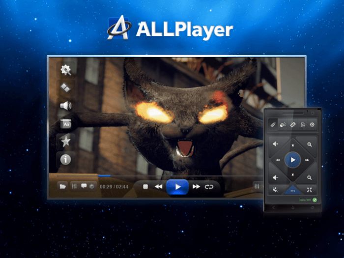 ALLPlayer 8.8.6 Crack With Product Key Free Download[Latest]