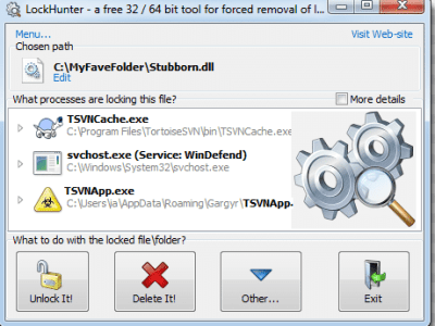 LockHunter 3.4.2 Crack With Product Key Free Download(2021)