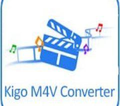 Kigo M4V Converter Plus 5.5.8 Crack With Registration Key 2021