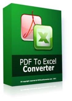 PDF To Excel Converter 4.9.3 Crack & Serial Key 2021 Download
