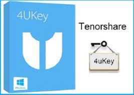 Tenorshare 4uKey 3.0.5.2 Crack Full Download [Latest] 2021