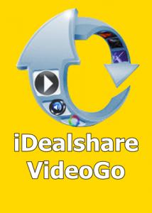 iDealshare VideoGo  7.1.1.7235 Crack With Serial Key Latest 2021